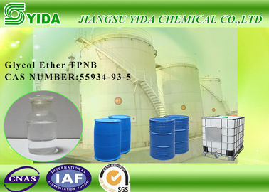 China Mild Odor Solvent Glycol Ether TPNB Cas No 55934-93-5 With Iso9001 Certificate supplier