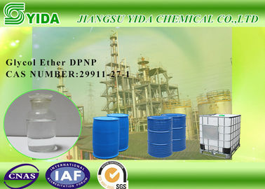 China Propylene Glycol N-propyl Ether Cas No 29911-27-1 Glycol Ether Dpnp  With SGS Standard supplier