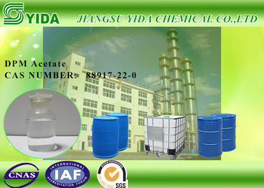 China 99.0% Purity DPMA Dipropylene Glycol Monomethyl Ether Acetate Cas Number 88917-22-0 supplier