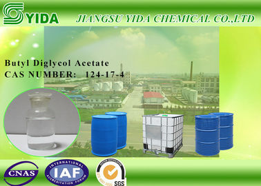 China ISO9001 Certficate Diethylene Glycol Monobutyl Ether Acetate C10H20O4 Molecular Formula factory