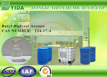 China Mild odor Butyl Diglycol Acetate with ISO9001 certficate 124-17-4 supplier