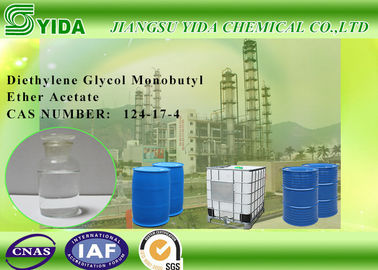 China Tank Package Diethylene Glycol Monobutyl Ether Acetate With Cas Number 124-17-4 factory