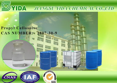 China Sweet Odor Ethylene Glycol Propyl Ether Liquid 2-Propoxyethanol With 99% Purity factory