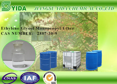 China Cas No. 2807-30-9  Ethylene Glycol Propyl Ether EGPE With High Boiling Point supplier