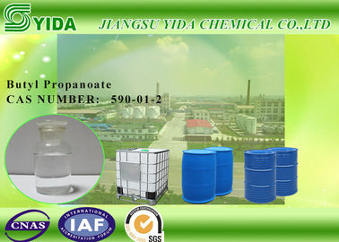China Low Odor Butyl Propionate Colorless N-Butyl Propionate For Appliance Coatings factory
