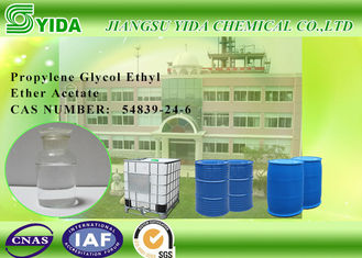 China Molecular Formula C7H14O3 Propylene Glycol Ethyl Ether Acetate / Ethoxy Propyl Acetate supplier
