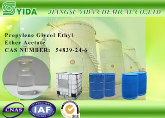 China 99% Purity Propylene Glycol Monoethyl Ether Acetate Einecs No. 259-370-9 supplier