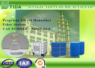 China Industry Grade Propylene Glycol Monoethyl Ether Acetate With SGS standard supplier