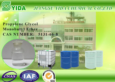 China SGS Standard 180Kg Propylene Glycol Monobutyl Ether With Iron Drums Package supplier