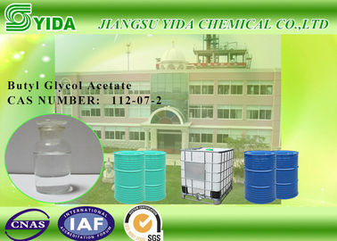 China Transparent Ethylene Glycol Monobutyl Ether Acetate Coalescent Solvent Glycol Ether factory