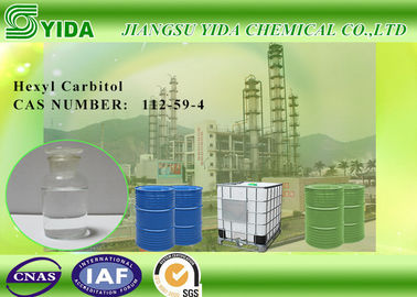 China IBC Drums Package Diethylene Glycol Hexyl Ether Clear liquid Einecs No. 203-988-3 factory