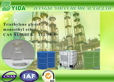 China Cas Number 112-50-5 Hygroscopic Liquid Ethylene Glycol Monoethyl Ether TEGEE factory