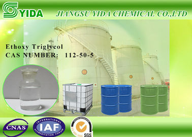 China Water Soluble Triethylene Glycol Monoethyl Ether Odorless Cas Number 112-50-5 factory