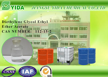 China Einecs No. 203-940-1 Diethylene Glycol Monoethyl Ether Acetate For Cellulose Esters supplier