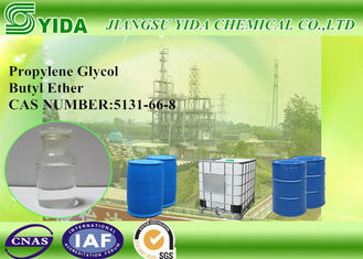 China Cas Number 5131-66-8 Propylene Glycol Butyl Ether Transparent For Coating supplier