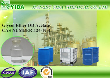China 1000L IBC Drums Package Glycol Ether DB Acetate EC No. 204-685-9 For Coating Industries factory