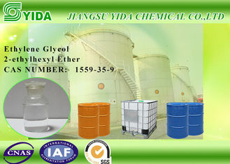China 99% Purity Ethylene Glycol 2-Ethylhexyl Ether Molecular Formula C10H22O2 For Cleaners supplier