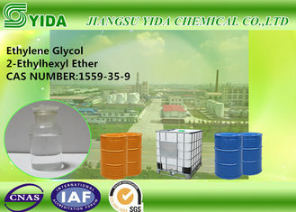 China Colorless Solvent Ethylene Glycol 2-Ethylhexyl Ether Cas Number 1559-35-9 supplier