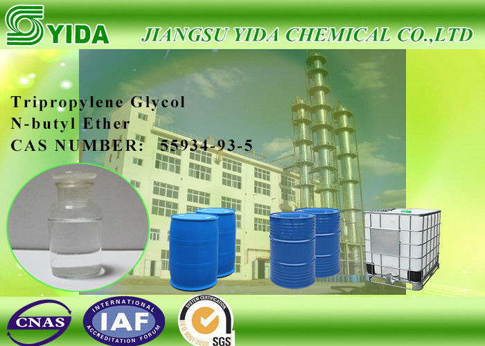 Low Toxicity Tripropylene Glycol N-Butyl Ether For Cleaning Formulations supplier