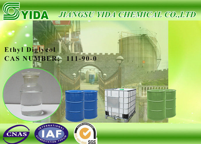 Industrial Cleaners Ethylene Glycol Monoethyl Ether High Boiling Point Ethyl Diglycol supplier