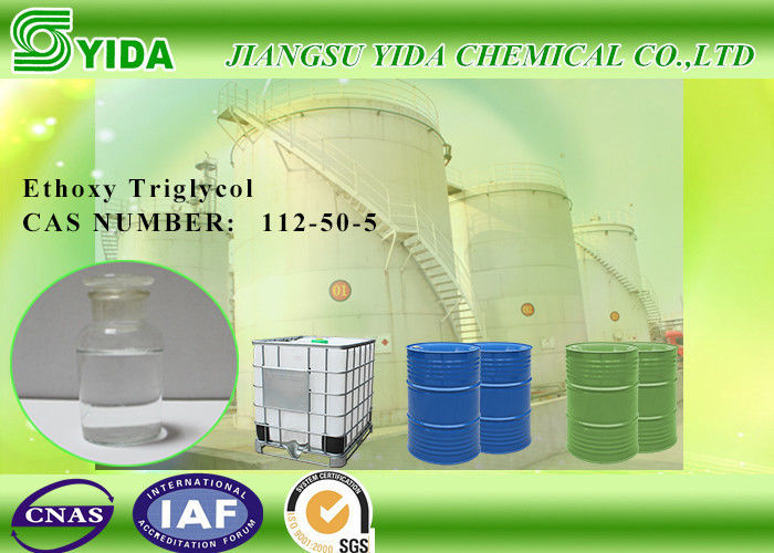 Water Soluble Triethylene Glycol Monoethyl Ether Odorless Cas Number 112-50-5 supplier