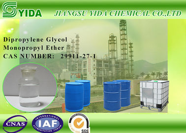 Colorless Solvent Dipropylene Glycol Monopropyl Ether / 99% Purity 1-Propoxy-2-Propanol
