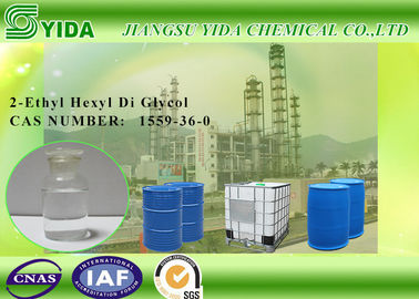 Clear Liquid Diethylene Glycol 2-Ethylhexyl Ether , 2-Ethylhexyl Carbitol