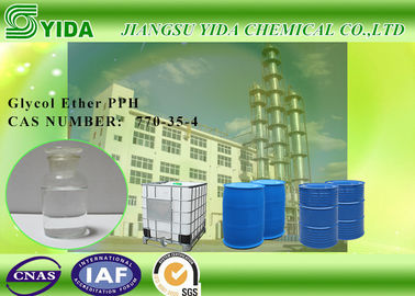 Low Toxicity Glycol Ether PPH / Propylene Phenoxetol With Cas Number 770-35-4