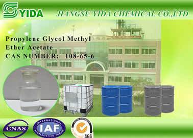 Fast Evaporating Propylene Glycol Methyl Ether Acetate With ISO9001 Certifcate