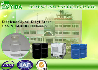 Ethylene Glycol Monoethyl Ether Einecs No. 203-804-1 For Coatings , Inks , Adhesives
