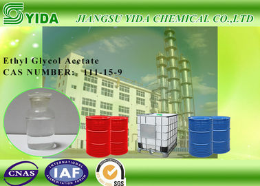 Industrial Solvent Ethyl Glycol Acetate / 2-Ethoxyethyl Acetate Cas Number 111-15-9