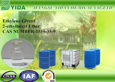Transparent Formula 2- ( 2-Ethylhexyloxy ) ethanol EINECS NO. 1559-35-9