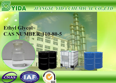 Ether - Like Odor Ethylene Glycol Monoethyl Ether Cas Registry Number 110-80-5