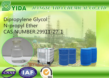 Transparent Dipropylene Glycol N-Propyl Ether 29911-27-1 With Efficient Surface Tension Reduction