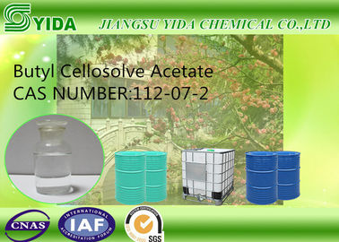 Industry Grade Butyl Cellosolve Acetate Limited Water Solubility Cas No 112-07-2